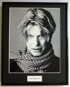 DAVID BOWIE/FRAMED PHOTO