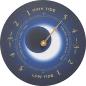 Wicked or What Tide Clock with Lunar Dial