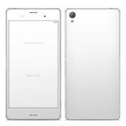 DecalGirl SXZ3-SS-WHT Sony Xperia Z3 Skin - Solid State White