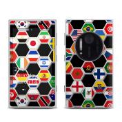 DecalGirl NL12-SFLAGS Nokia Lumia 1020 Skin - Soccer Flags