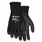 Memphis Glove 127-N9699L Ninja Hpt Coated Gloves Large Black