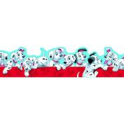 Eureka EU-845211 101 Dalmatians Puppies Extra Wide