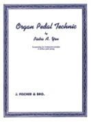 Alfred 00-FE08034 ORGAN PEDAL TECHNIC