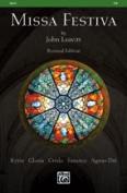 Alfred 00-39679 Missa Festiva-Ttb Book