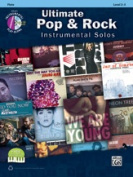 Alfred 00-40790 ULTIMATE POP & ROCK SOLOS-FL-BK & CD