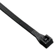 Calterm 73272 20cm . UV Black Cable Tie