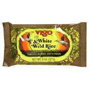 Vigo Long Grain White and Wild Rice & amp;#44; 240ml & amp;#44; - Pack of 12