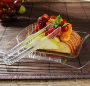 Fineline Settings 6503-CL Clear 4.5 Tiny Tongs