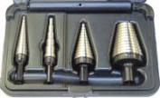 Irwin Industrial Tool Vg10225 4-Pc Unibit Step Drill Sets