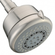 Dawn Kitchen & Bath SHM090400 Showerhead - Brushed Nickel