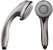 Dawn Kitchen & Bath HSD010402 Hand Shower With Shower Hose - Brushed Nickel