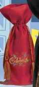Joann Marie Designs IBTEMB3 Embroidered Wine Bag - Celebrate Pack of 12