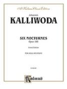 Alfred 00-K04330 KALLIWODA 6 NOCTURNES OP.186 V