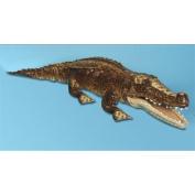 Sunny Toys NP8012C 80cm . Crocodile - Sandy Animal Puppet