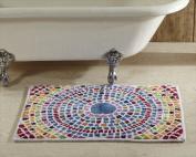 Better Trends BAPIMO2436MU Picasso Mosaic Bathrug Multi - 60cm x 90cm .