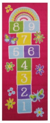 LA Rug Fun Rugs FT-56 1929 Tetris Kids Rug
