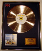 THE BEACH BOYS/LIMITED EDITION/CD GOLD DISC/ALBUM 'THE BEST OF'