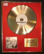 DOLLAR/Cd Gold Disc Record Limited Edition/THE PLATINUM COLLECTION