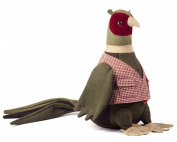 Dora Designs Mr Ringneck the Pheasant Doorstop