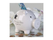 The piggy bank for the birth of your baby