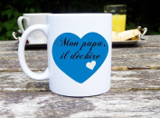 mug Gift For Dad, Father's Day,