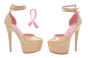 Costumes For All Occasions HA158PK6 Curissa Cancer Awareness Sz 6