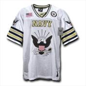 Rapid Dominance R11-NAV-WHT-05 Football Jerseys Navy White 2X