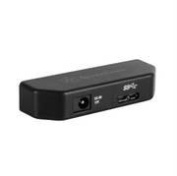 SilverStone EP02B USB 3.0 to SATA Adapter for 2.5-3.5 HDD or SDD - Black