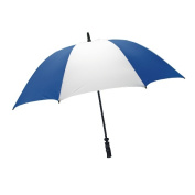 Peerless 2417FRB-Royal-White The Force Umbrella Royal And White