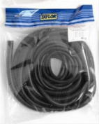 TAYLOR CABLE 38000 Spark Plug Wire Cover Black