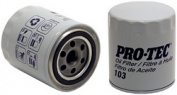 WIX Filters 103 Oil Filter White