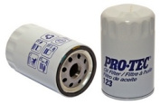 WIX Filters 123 Oil Filter White