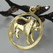 Zodiac Leo 9 ct GOLD
