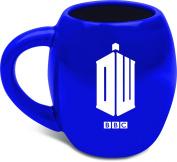 Doctor Who 530ml Oval Coffee Mug