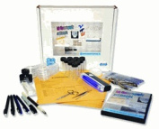 OlympiaSports 17007 Ink Chromatography And Forensics Stem Kit
