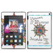 DecalGirl AKHD7-BRINGYOUROWN Amazon Kindle Fire HD 18cm 2014 Skin - Bring Your Own