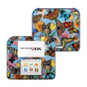 DecalGirl N2DS-BTLAND Nintendo 2DS Skin - Butterfly Land