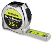 Komelon Usa Corporation 425HV 2.5cm . X 60cm . Tape Rule