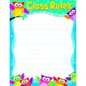 Class Rules Owl-Stars Learning Chart