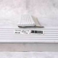 Thermwell Products Weatherseal Garage Dr 2.1m Wht GR7/10