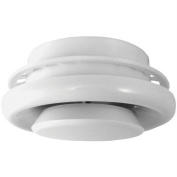 Deflecto TFG6 Suspended Ceiling Diffuser -15cm .