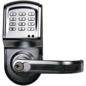 Linear Lin21226Dcrrt Linear Electronic Access Control Cylindrical Lockset With Right-Hand Opening
