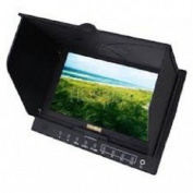 Lilliput 5DP001 18cm . TFT LCD HDMI Monitor Peaking Canon 5D Mark II 5D2 With Cable And Shoe Mount 5D-II-P