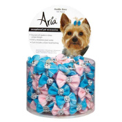 Aria North DT056 99 Maddie Bow Canister 100 Pcs