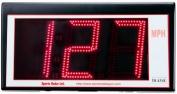 Sports Radar DL431-R 3 Digit Red Led Display 10cm