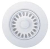 Blanco 441091 Decorative Basket Strainer - White