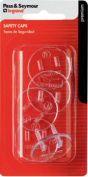Pass & Seymour 5SCBPCC10 Clear Electrical Safety Cap 5 Pack
