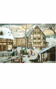 SELL ADV758 Sellmer Advent - Christmas on the Farm