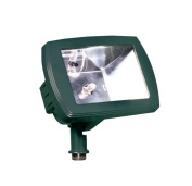 Dabmar Lighting LV105-G Cast Aluminium Directional Area Flood Light Green