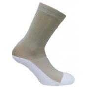 Caresox CSD 0356 Dress Classic Crew Compression Drystat Socks Khaki - Extra Large